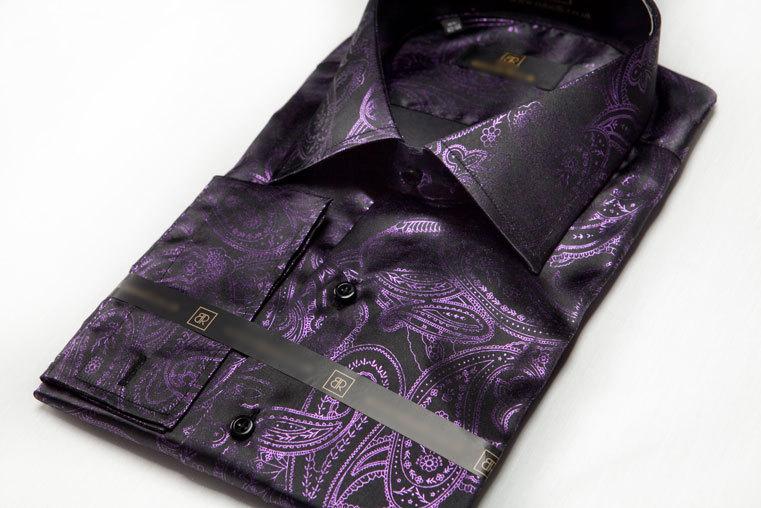 Paisley Dress Shirts For Men